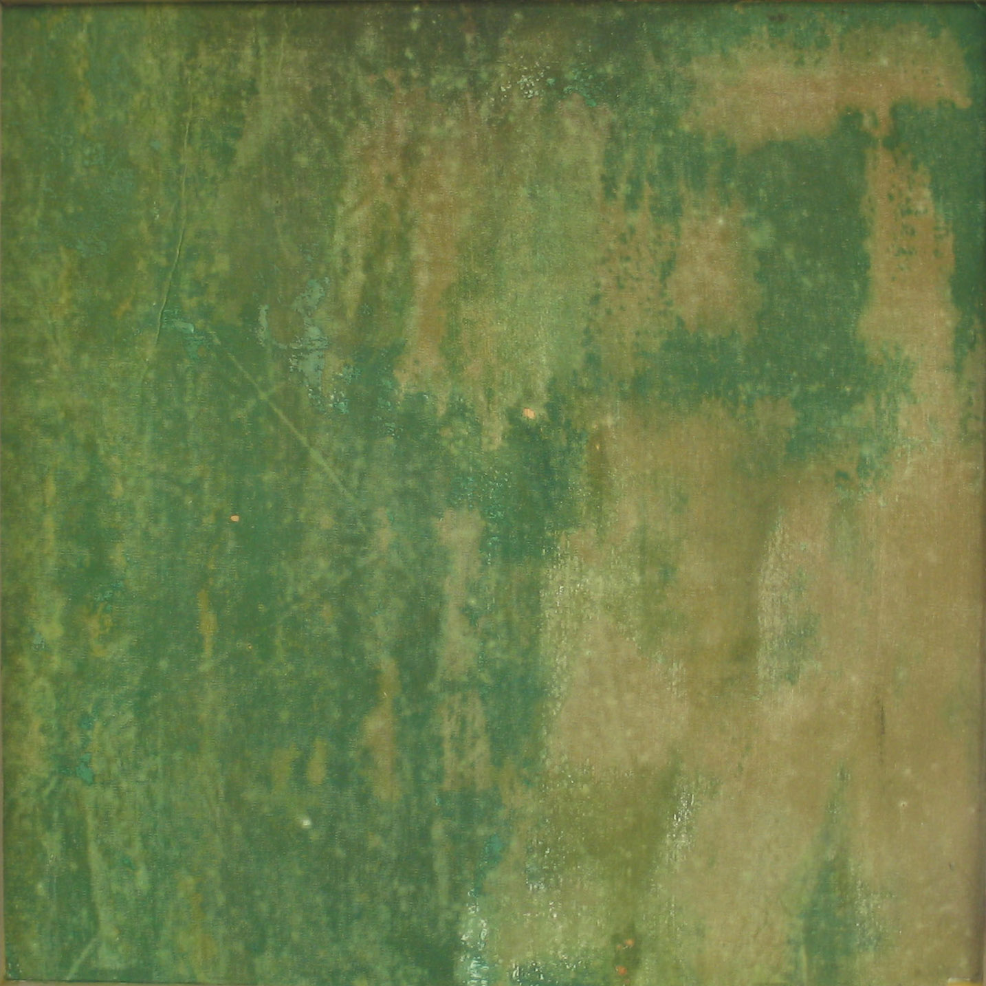 rusticated green