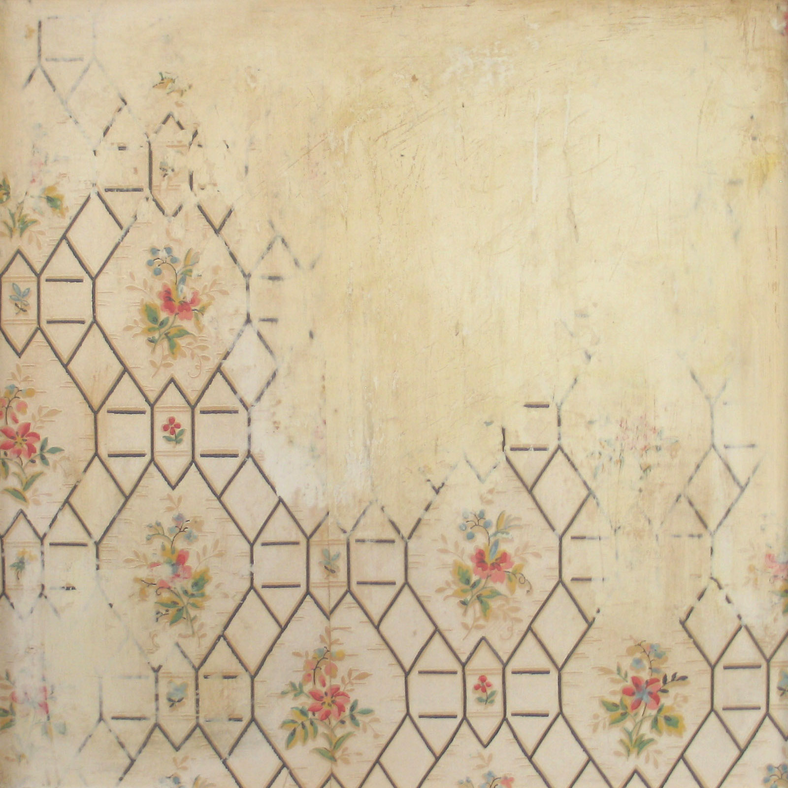 wallpaper and plaster II